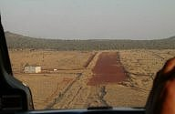 Airstrip at Charnley River Station