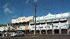 Hotels on main street in Longreach
