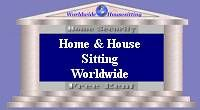 Home and House Sitting Worldwide logo
