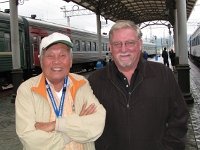 Willie Phua and Bob Wurth