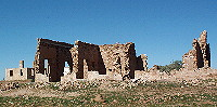 One of the ruins at Farina