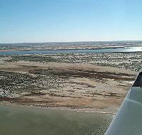 Warburton groove, Lake Eyre North