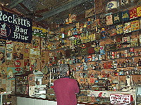 Inside the Working Museum - an old store