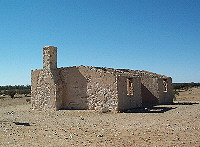 Cacoory homestead ruins