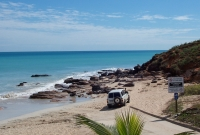 4WD access to Cable Beach