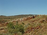 China Wall near Halls Creek