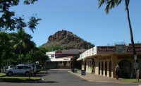 Kununurra shopping area