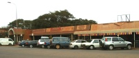 Port Hedland, main shopping street