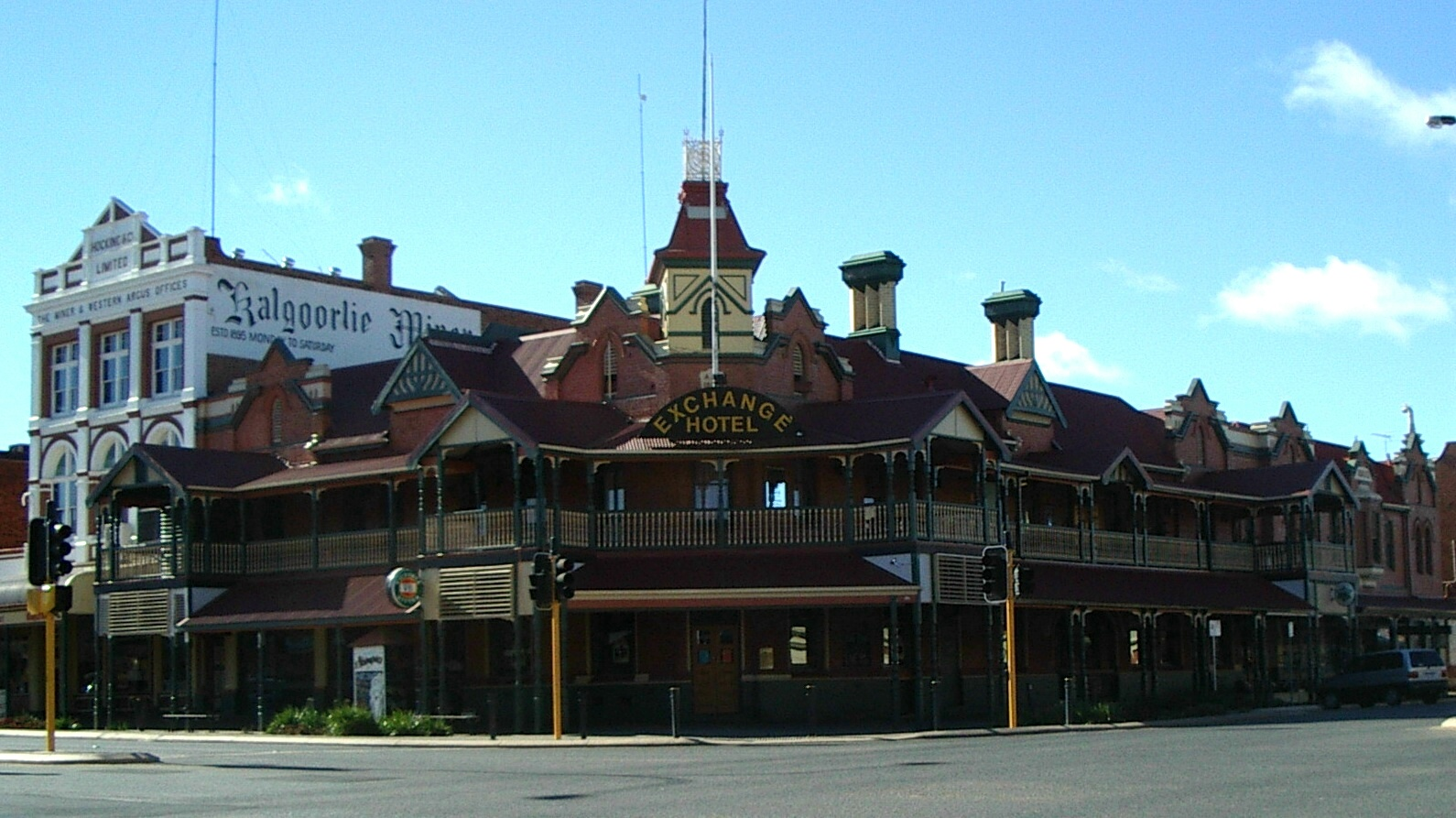 kalgoorlie personals Personals, introductions, more  use of this website constitutes acceptance of the west australian's user agreement and privacy policy .
