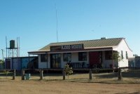 Tirranna Roadhouse, west of Burketown, Queensland