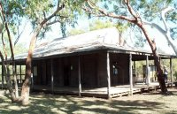 Original Elsey Homestead, Mataranka